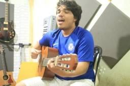 Aula de Violão / Guitarra - ESCOLA CHAMARE