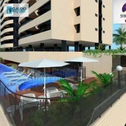 Apartamento com 3 dormitórios à venda, 101 m² por R$ 655.809 - Stella Maris - Maceió/AL