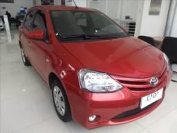Toyota Etios 1.5 xs 16v - 2017