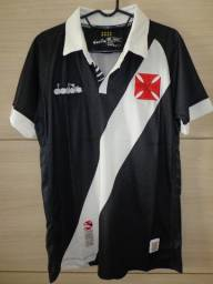 Camisa Vasco Da Gama Home 2019 / 2020 Preta