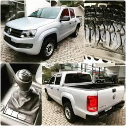 Vw Amarok Diesel manual 4x4 - 2014