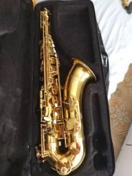 Vendo ou troco sax tenor selmer
