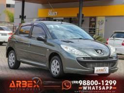 Peugeot 207 2010/2011 1.4 XR 8V Flex 4P Manual