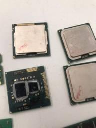 Processador e memória pra Not Book pc outros