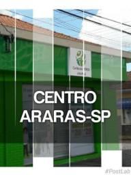 Salão e Loja  com permuta & Centro-Araras-SP
