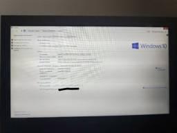 Notebook I5- precisa de teclado e bateria nova