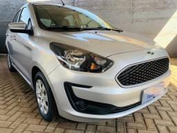 Ford Ka SE 1.0 Flex Prata 2019