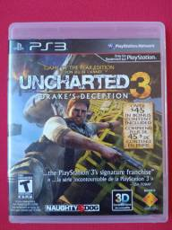 UNCHARTED 3 (JOGO PS3)