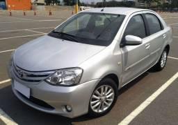 Etios Sedan 2014 Completo!