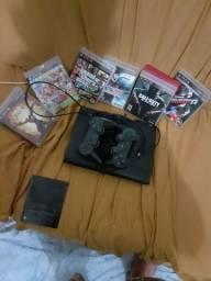 Vídeo game ps3 7 jogos