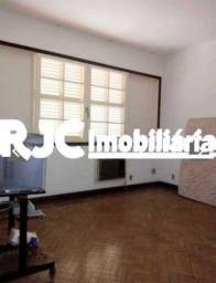 Apartamento à venda com 3 dormitórios em Rio comprido, Rio de janeiro cod:MBAP32613