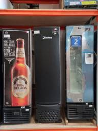 Cervejeira slin porta cega 230 lts Alessandro *