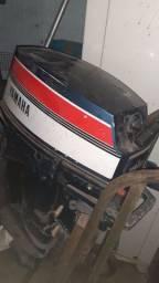 Motor Polpa Yamaha 15HP  Japonês