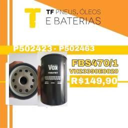 FILTRO DE COMBUSTÍVEL FBS470 / VHS23339030020 / P502423 / P5022463