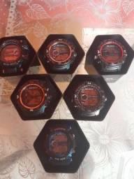 Relógios aprova dagua esportes em castanhal
