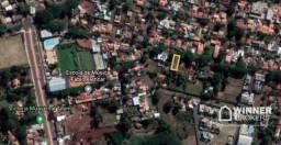 Terreno residencial com excelente localização à venda, 772 m² por R$ 550.000 - Zona 04 - M