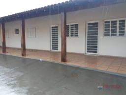 Casa com 2 dormitórios para alugar, 80 m² por R$ 800,00/mês - Jardim Nazareth - São José d