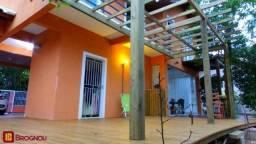 Casa para alugar com 3 dormitórios em Canto da lagoa, Florianópolis cod:34743