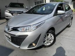 Toyota Yaris XL 1.3 FLEX AUTOMÁTICO ANO 2019