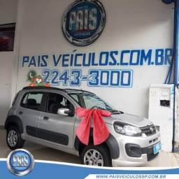Fiat uno way 1.0 flex 6v 5p flex 2017