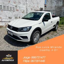 VW Saveiro Robust 1.6 2019 completa