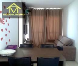 Apartamento à venda com 2 dormitórios em Nossa senhora da penha, Vila velha cod:8888