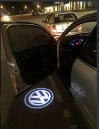 75cada porta projetor porta de carro luz a pilha DISPONÍVEL SÓ DA WOLKS E HYUNDAI