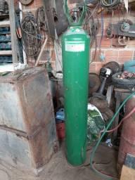 Vendo cilindro d oxigenio