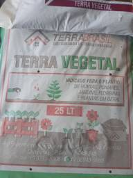 Terra vegetal em sacos 5,10,25 lt!!!