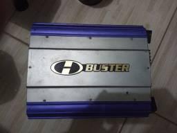 Módulo Amplificador H-buster Hbm-4350 - 600w Rms 4 Canais