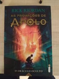 As provações de Apolo, livro 1