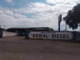 Vendo Oficina Mecânica Diesel