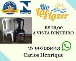 Cadeira Plasticas