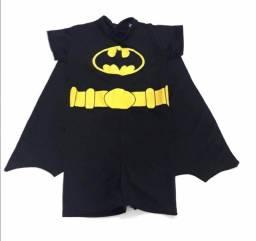 Fantasia Infantil Curta Batman