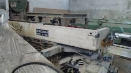 Máquinas usadas ind. moveleira