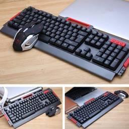 Kit Teclado + Mouse Gamer -Promoção !!
