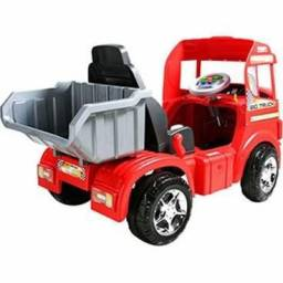 Caminhão truck elétrico magic toys