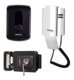 R$ 200 Interfone e Fechadura eletrica, Motor de Portão Instalação e Manutenção