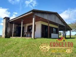 Linda propriedade com 21,2 hectares e linda benfeitorias - confira as condições de pag