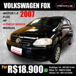 VolksWagen Fox 1.0 Preto