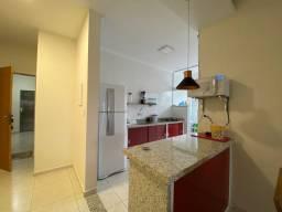 Apartamento 3 dormitórios Itaguá mobiliado e climatizado