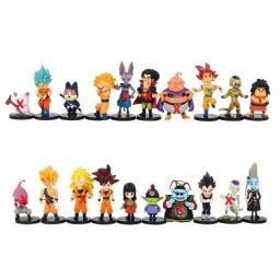 Action Figures Mario e Dragon Ball