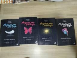 Beijada por um Anjo - 4 livros