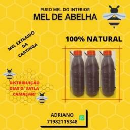 Mel puro de abelha