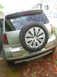 Vw crossfox 1,6 completo RS 28.550.00