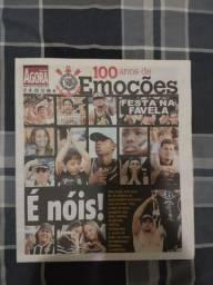 Corinthians. 2010. Jornal Agora. 100 anos de emoções