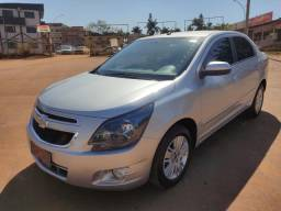 Gm/Chevrolet Cobalt 2014 LTZ Automatico ( Vendo a vista ou financiado AC.troca )