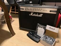 Amplificador Combo P/ Guitarra Marshall MG Series MG102CFX