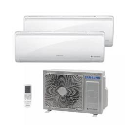 Desinstalação e instalação de ar condicionado split