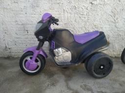 Bike elétrica infantil